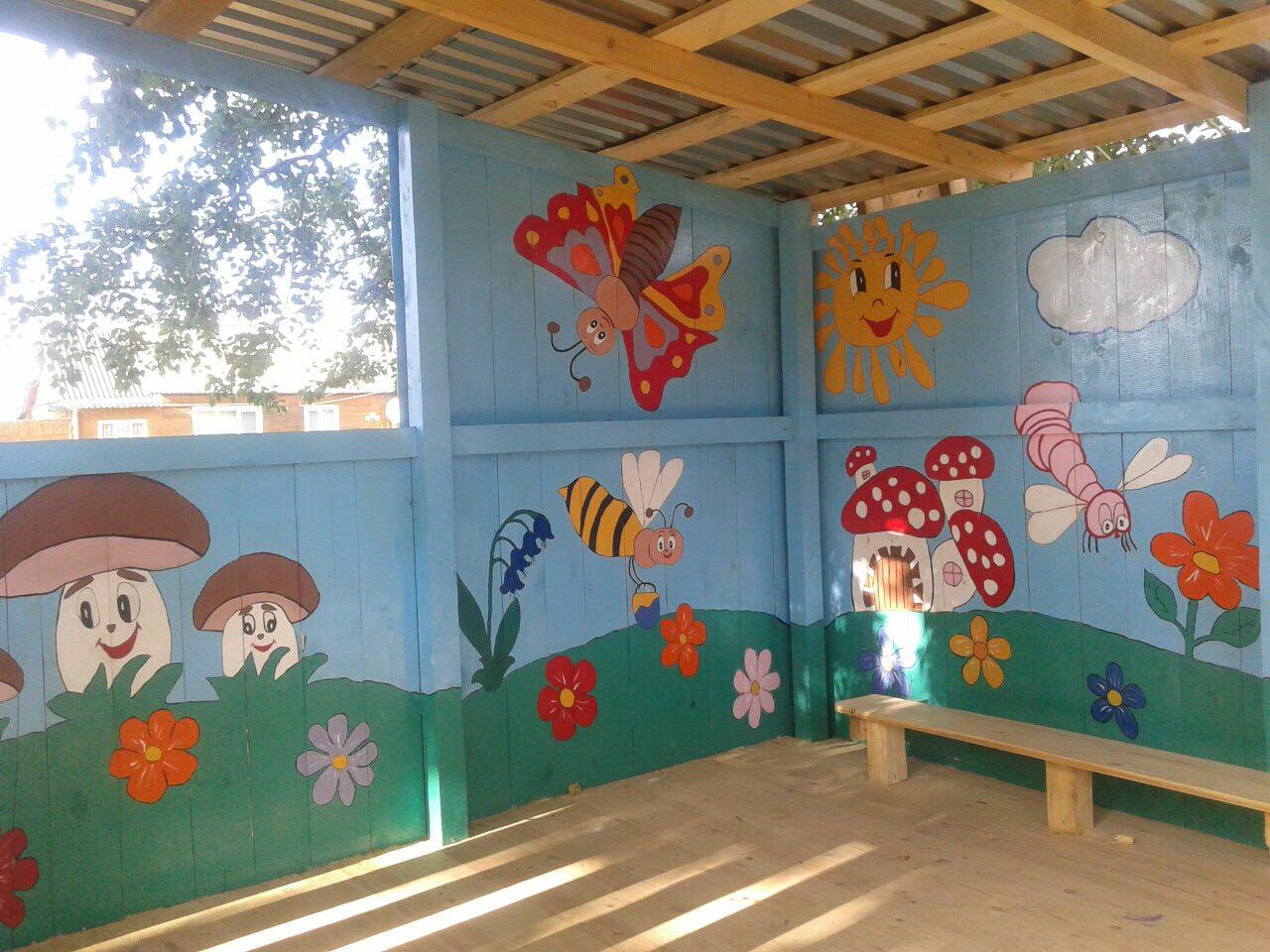 Как оформить в детском саду фото детей